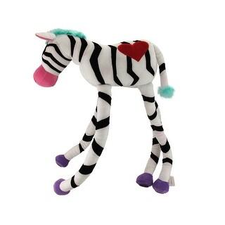 Happy House Long Limbs Moe Plush Zebra