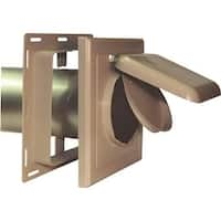 "P-tec Products, Inc. 4"" Tn Jblok No Pest Vent NPJT Unit: EACH"