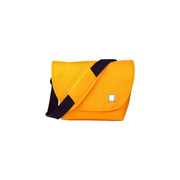 Urban Factory BCR03UF Urban Factory B-Colors BCR03UF Carrying Case for Camera - Orange, Green - Nylon - Shoulder Strap