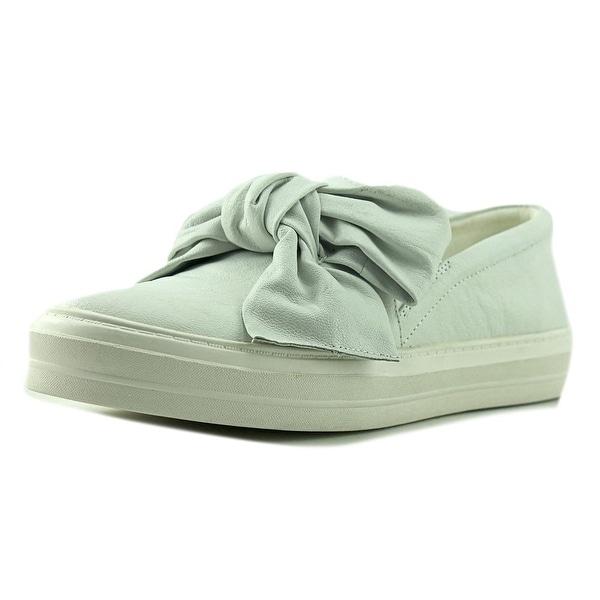 Nine West Onosha Women Leather White Fashion Sneakers