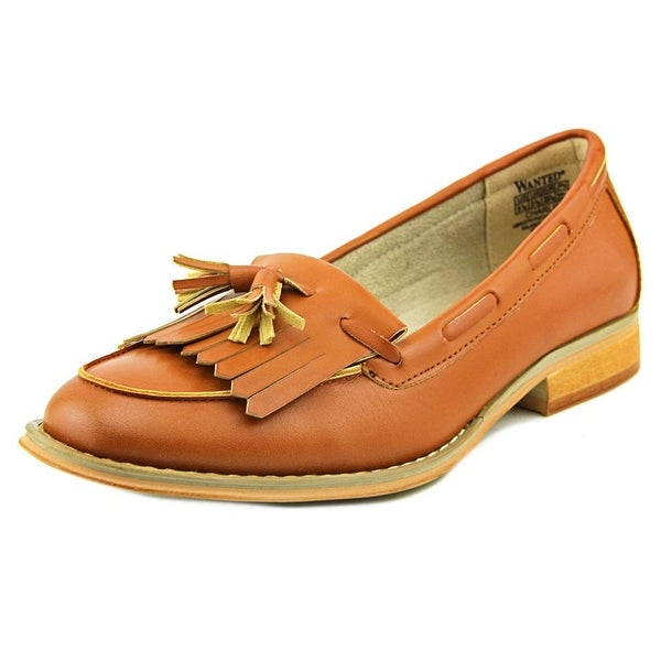 Wanted Charlie Women Round Toe Synthetic Loafer