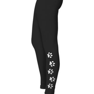 PandoraTees Women Leggings - Paws