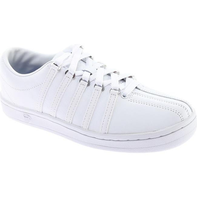0e68dc7f33ee8e Shop K-Swiss Men s The Classic  88 White White - Free Shipping Today -  Overstock - 9651831