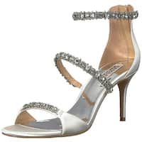 Badgley Mischka Women's Yasmine Heeled Sandal