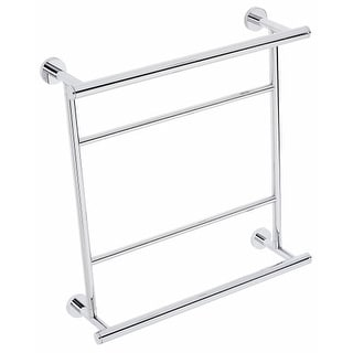 Alno A8328-18 18 Inch Wide Towel Rack from the Contemporary I Collection