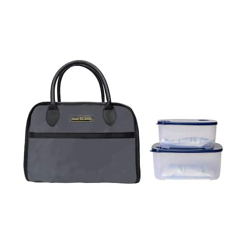 Isaac Mizrahi Vesey Boxy Lunch Tote