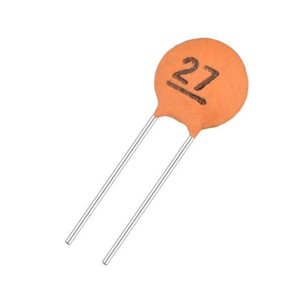 100 Piece Ceramic Capacitor Disc 50v 10 PF