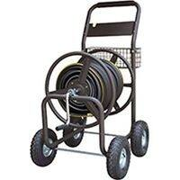 Landscapers Select 0093385 Hose Reel Carts, 400 Ft Capacity, Powder Coated Steel