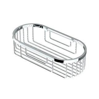 Gatco 1576 10 Inch Oval Shower Basket
