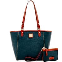 Dooney & Bourke Cork Janie Tote Medium Wristlet (Introduced by Dooney & Bourke at $288 in Jan 2018)