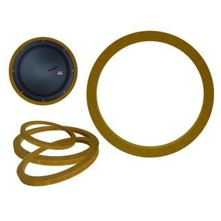 MDF Speaker Ring 12 in