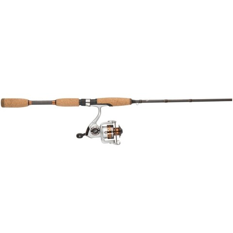 """Pflueger Monarch Fishing Rod and Reel Spin Combo (5'6"""" Ultra Light)"""