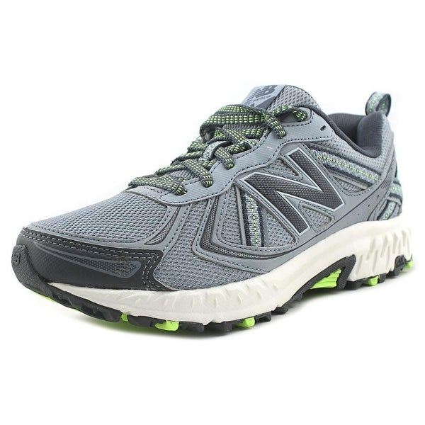 New Balance WT410 Women D Round Toe Synthetic Gray Sneakers