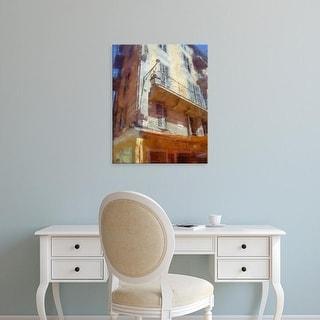 Easy Art Prints Noah Bay's 'Brasserie II' Premium Canvas Art