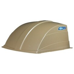 Camco 40463 Roof Vent Cover (Champagne) - champagne