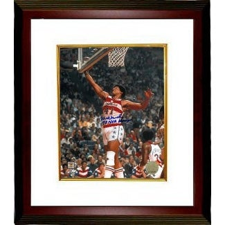 e59992b37330 Shop Wes Unseld signed Washington Bullets 8x10 Photo Custom Framed 78 NBA  Champs - Free Shipping Today - Overstock - 19868581