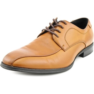 Alfani Seth Men W Bicycle Toe Synthetic Tan Oxford