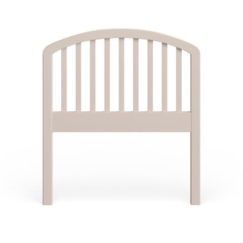 Hillsdale Furniture Carolina Twin Headboard - Rails Included