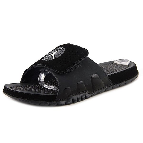Jordan Hydro IX Retro   Open Toe Synthetic  Slides Sandal
