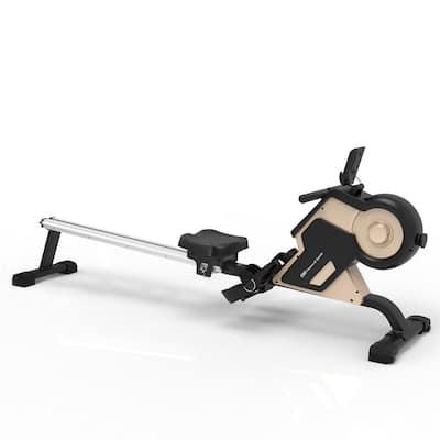Merax Magnetic Rowing Machine Compact Indoor Rower