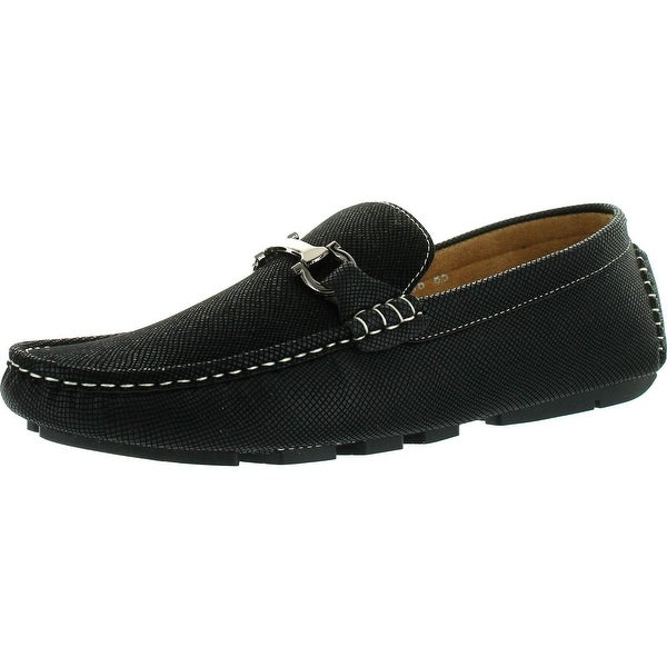 Marco Vitale Mens Zachary Casual Loafers Shoes