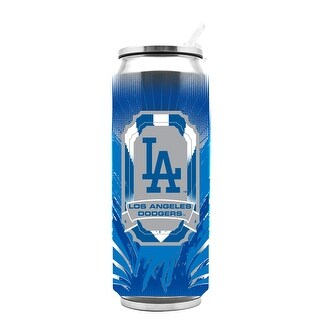 Los Angeles Dodgers Stainless Steel Thermo Can - 16.9 ounces