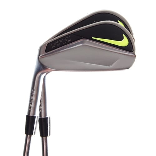 New Nike Vapor Pro Forged Blade Irons 4i-9i (No PW) AMT S300 Steel LEFT HANDED