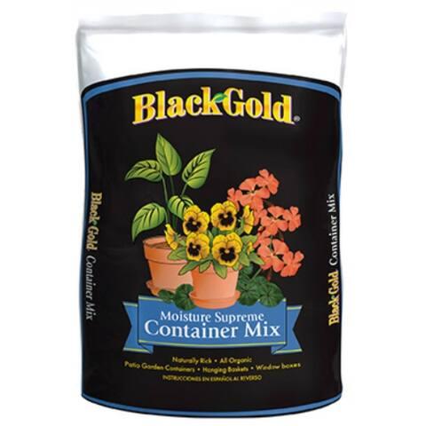 Black GoldA 1413000-CFL002P Moisture Supreme Container Mix, 2 Cu.Ft.