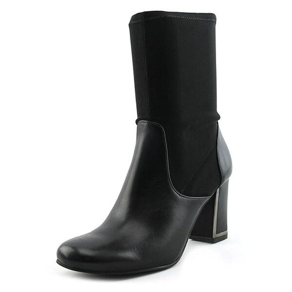 Karl Lagerfeld Karelle Black Boots