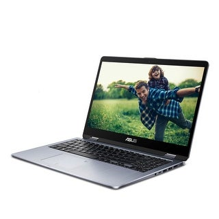 """NEW - Asus TP510UQ 15.6"""" Touch Laptop i7-8550U 1.8GHz 16GB 1TB+128GB 940MX Win 10"""