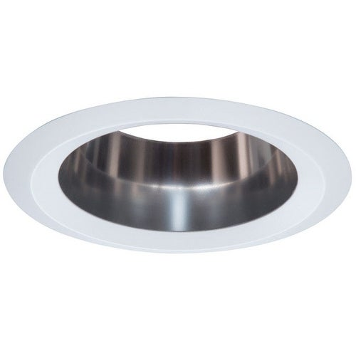 Halo RE-6106SC Recessed Lighting Straight Reflector With Trim Ring 6  ...  sc 1 st  Overstock.com & Shop Halo RE-6106SC Recessed Lighting Straight Reflector With Trim ...