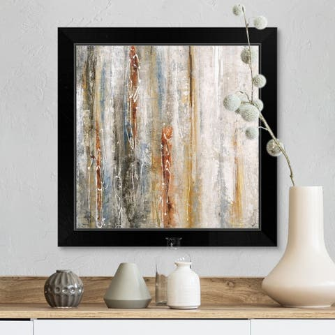 """Iron Stoop"" Black Framed Print"