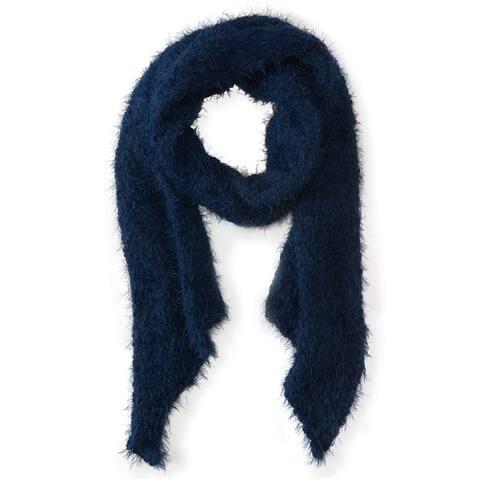 Aeropostale Womens Nubby Wrap, blue, One Size - One Size