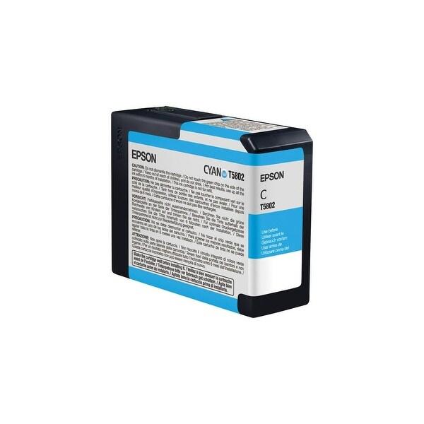 Epson UltraChrome K3 Ink Cartridge - Cyan Ink Cartridge