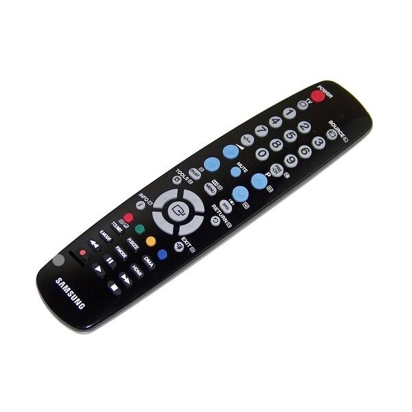 OEM Samsung Remote Control: LA37A450C1HXXS, LA37A450C1HXXT, LA37A450C1HXXY, LA37A450C1HXXZ, LA37A450C1HXZN, LA37A450C1L