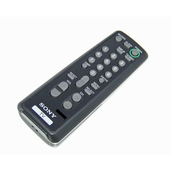 NEW OEM Sony Remote Control Originally Shipped With KV13M50, KV-13M50