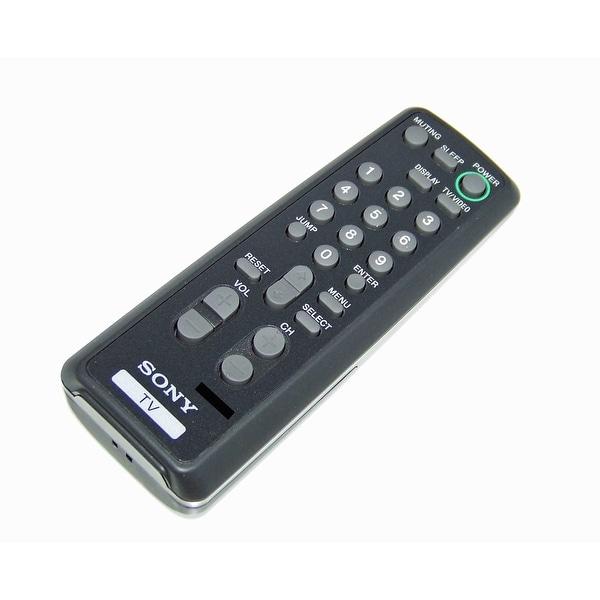 NEW OEM Sony Remote Control Originally Shipped With KV21SE82C, KV-21SE82C