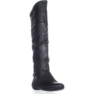 Chinese Laundry Nice Life Over The Knee Boots, Black