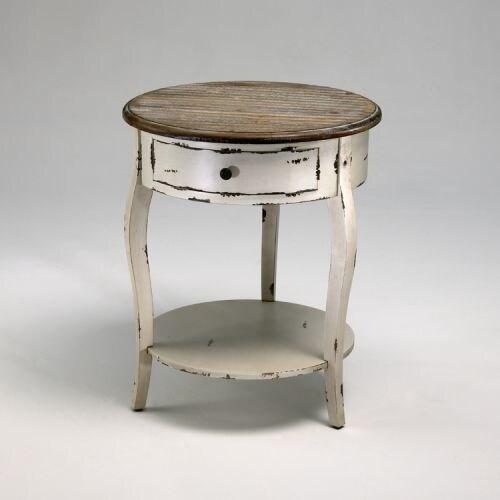 """Cyan Design 2469 24.5"""" Abelard Side Table"""