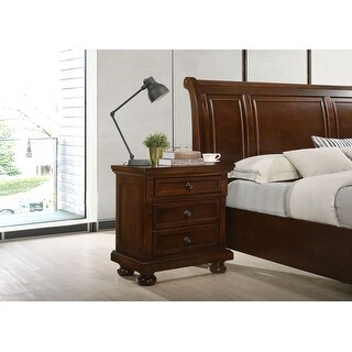 Scarborough Wood Nightstand