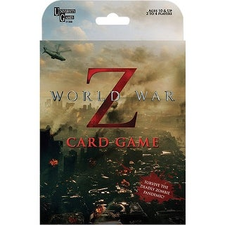 World War Z 2014 Card Game