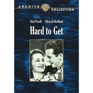 Hard To Get (1938) DVD Movie 1938