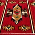 "Allstar Red Woven High Quality Rug. Traditional. Persian. Flower. Western. Design Area Rug (3' 9"" x 5' 1"") - Thumbnail 4"