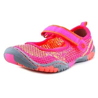Jambu KD Sora Youth Round Toe Canvas Pink Water Shoe