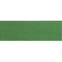 "Green - Products From Abroad 100% Cotton Twill Tape 1.125""X55yd"