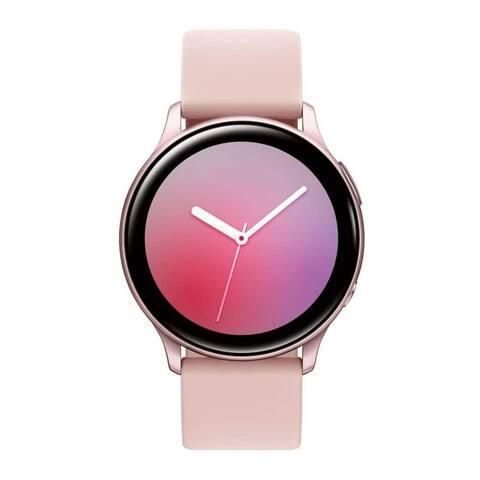 Samsung Galaxy Watch Active2 (40mm, Pink Gold) (Renewed)