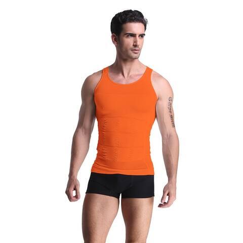 Men's Compression Slimming Undershirt