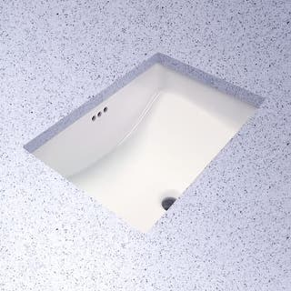 Undermount Bathroom Sinks For Less Overstock Com