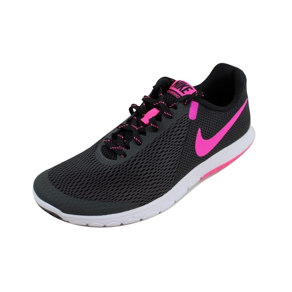 caab08967bf30 ... Women s Athletic Shoes. Nike Women  x27 s Flex Experience RN 5  Anthracite Pink Blast-Black