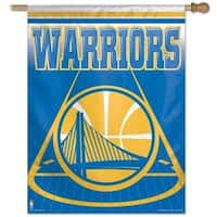 Golden State Warriors Banner 28x40